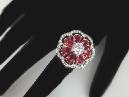 Simple Flower Ring